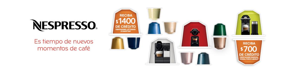 Promo Nespresso