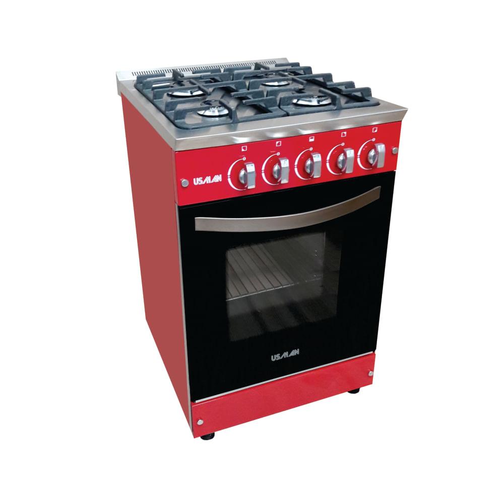 Cocina a gas luxor apart 900 baratometro for Cocina industrial hogar