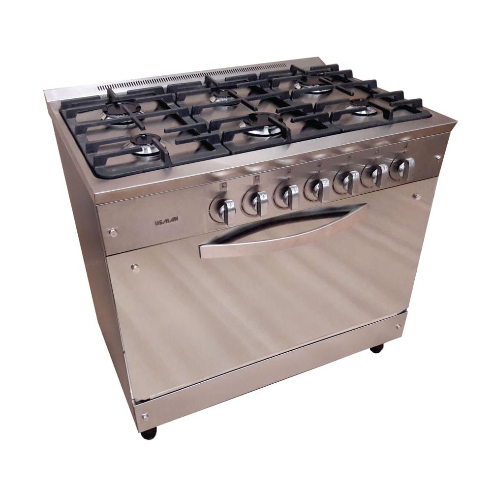 Brukman for Cocina industrial hogar